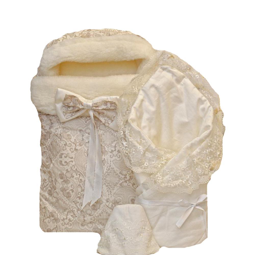Комплекты на выписку Арго Amber конверт меховой kaiser dublas khaki