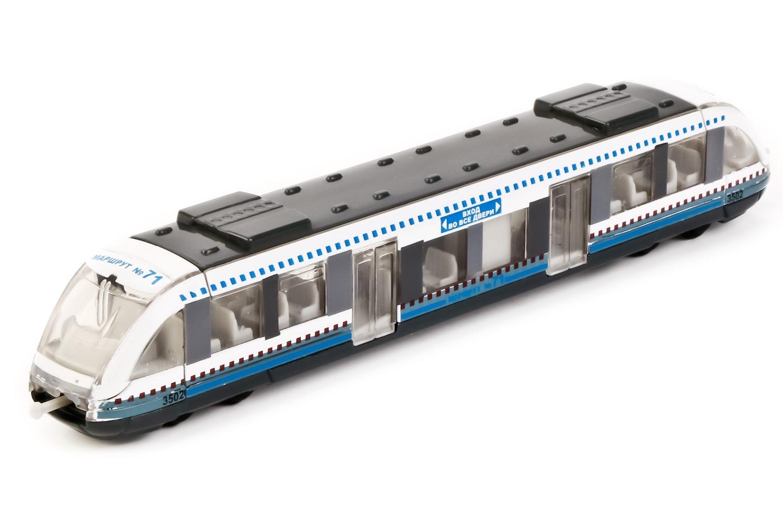 Городской транспорт Технопарк Трамвай 16,5 см игрушка технопарк трамвай 1079bc r
