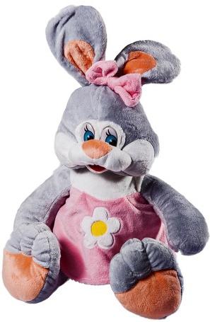 Мягкие игрушки СмолТойс Зайка Даша мягкая игрушка смолтойс зайка даша 53 см