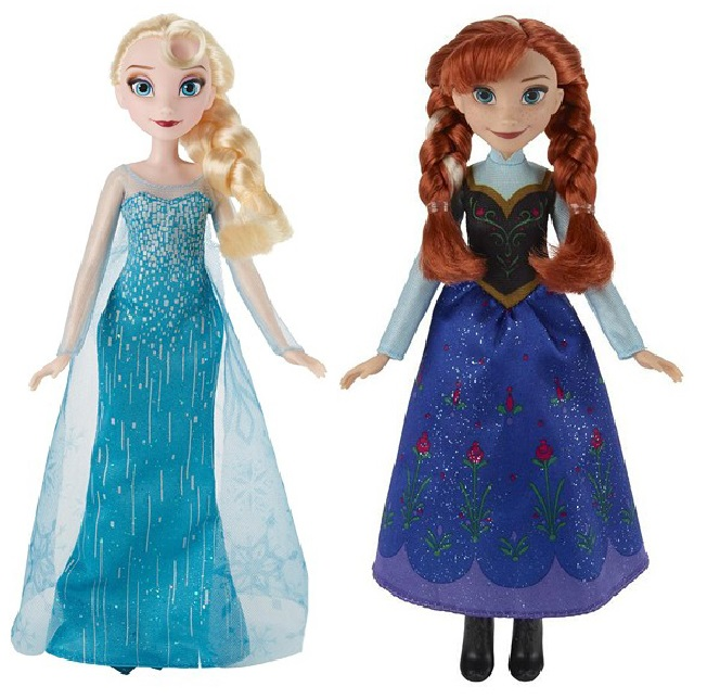 Кукла Hasbro Холодное Сердце disney мини кукла холодное сердце эльза в голубом платье 7 5 см
