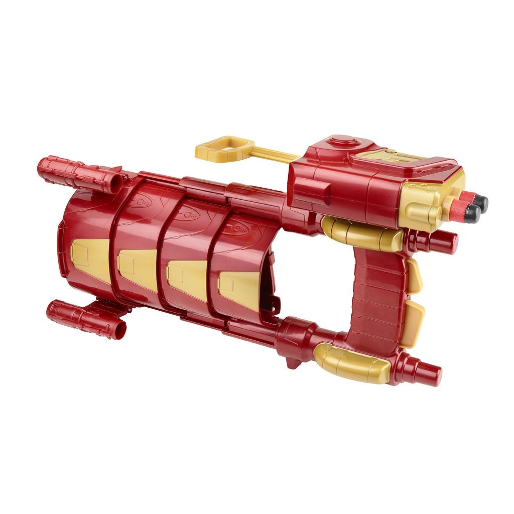 Игровой набор Hasbro Боевая броня Железного Человека B9953 цена 2017