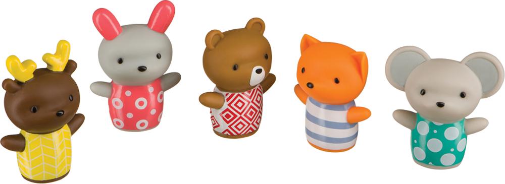 Купить Игрушки для ванны, Little Friends, Happy baby, Китай, многоцветный