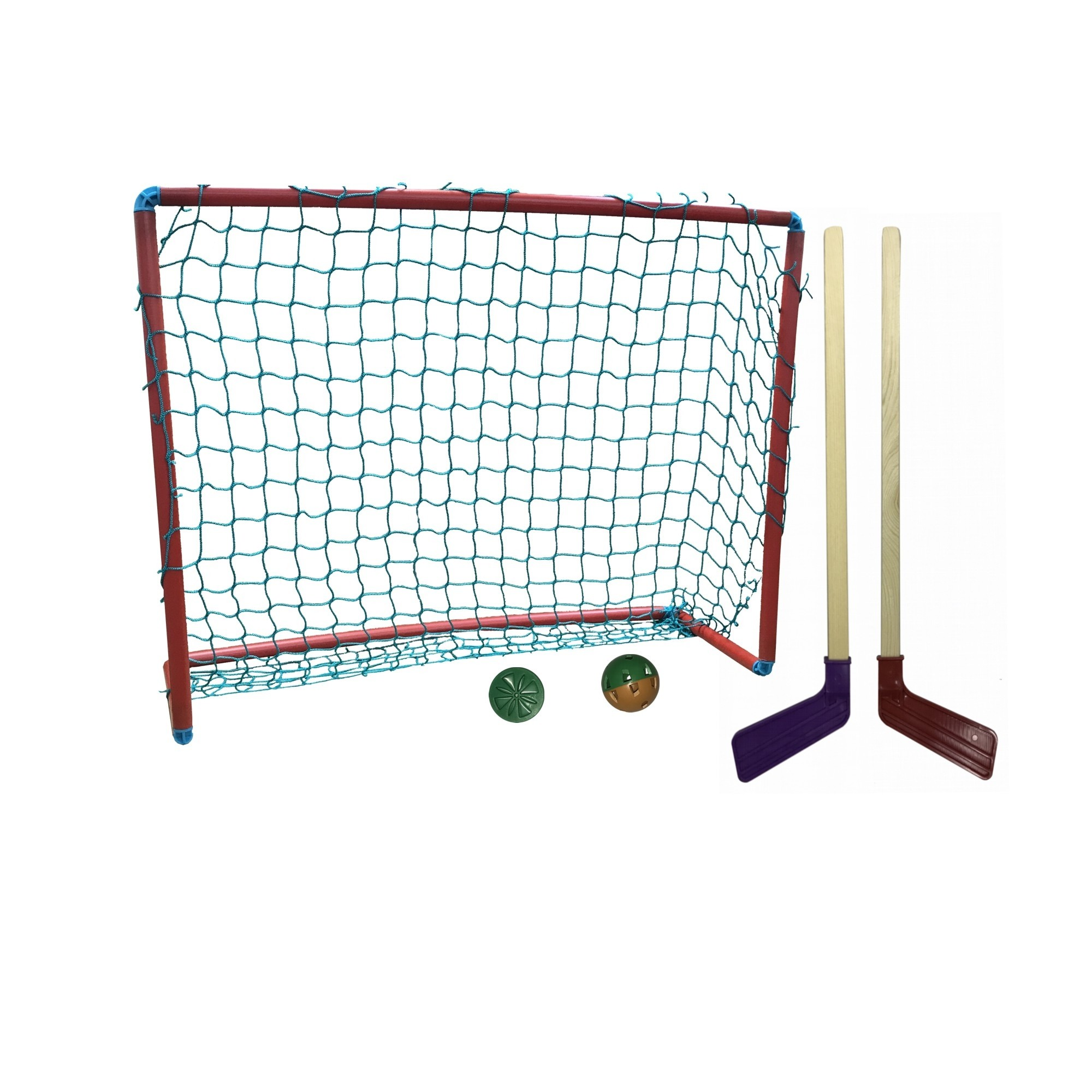 Активные игры ASE-SPORT Игровой набор для хоккея Ase-Sport 2 клюшки, шайба, мячик, ворота в асс. шайба для хоккея на льду