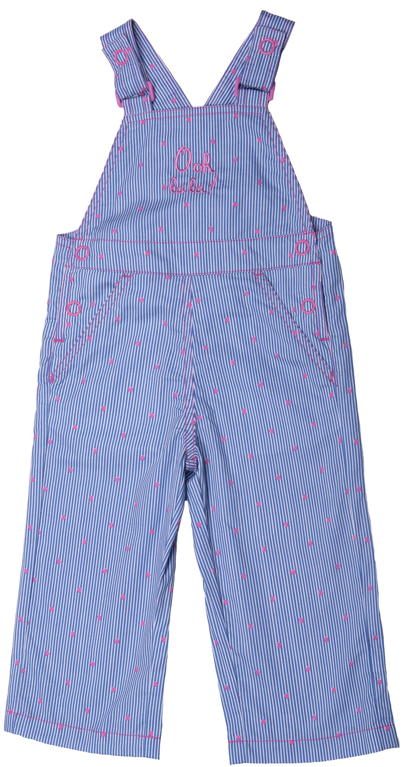 Полукомбинезон для девочки Barkito Солнечный берег 2 полукомбинезон джинсовый для девочки barkito деним