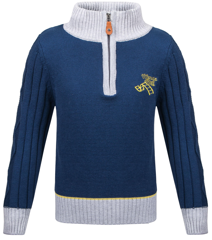 Джемпер для мальчика Barkito Кино комплект верхней одежды для мальчика huppa dante 1 цвет синий темно синий 41930130 82735 размер 104