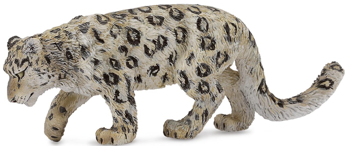 Фигурки животных Collecta Снежный леопард 12 см игровые фигурки gulliver collecta лев африканский l