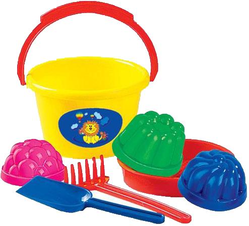 Купить Игрушки для песка, Полесье №11, POLESIE, Беларусь, в ассортименте