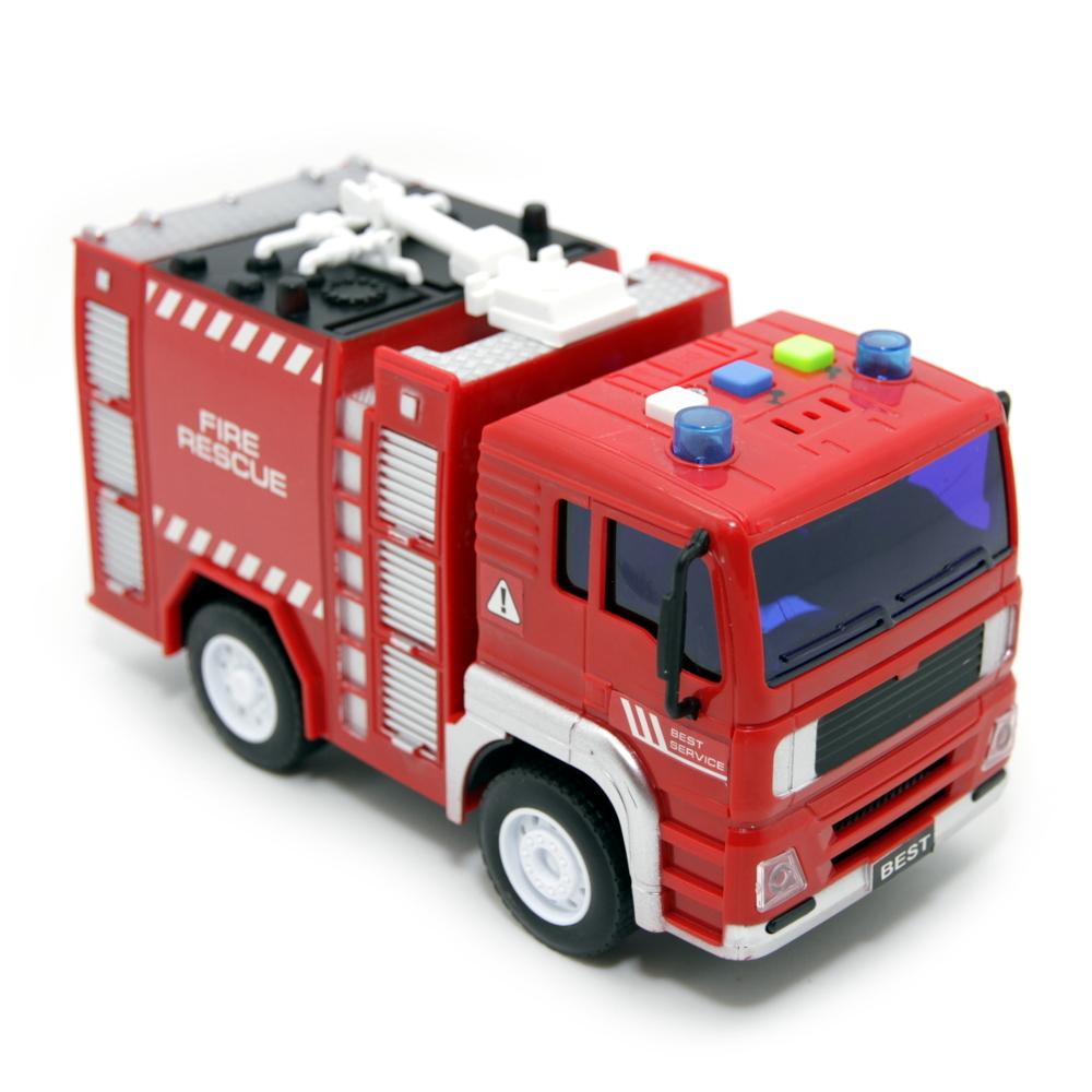 BALBI Пожарная машина конструктор металлический пожарная машина 239 детали