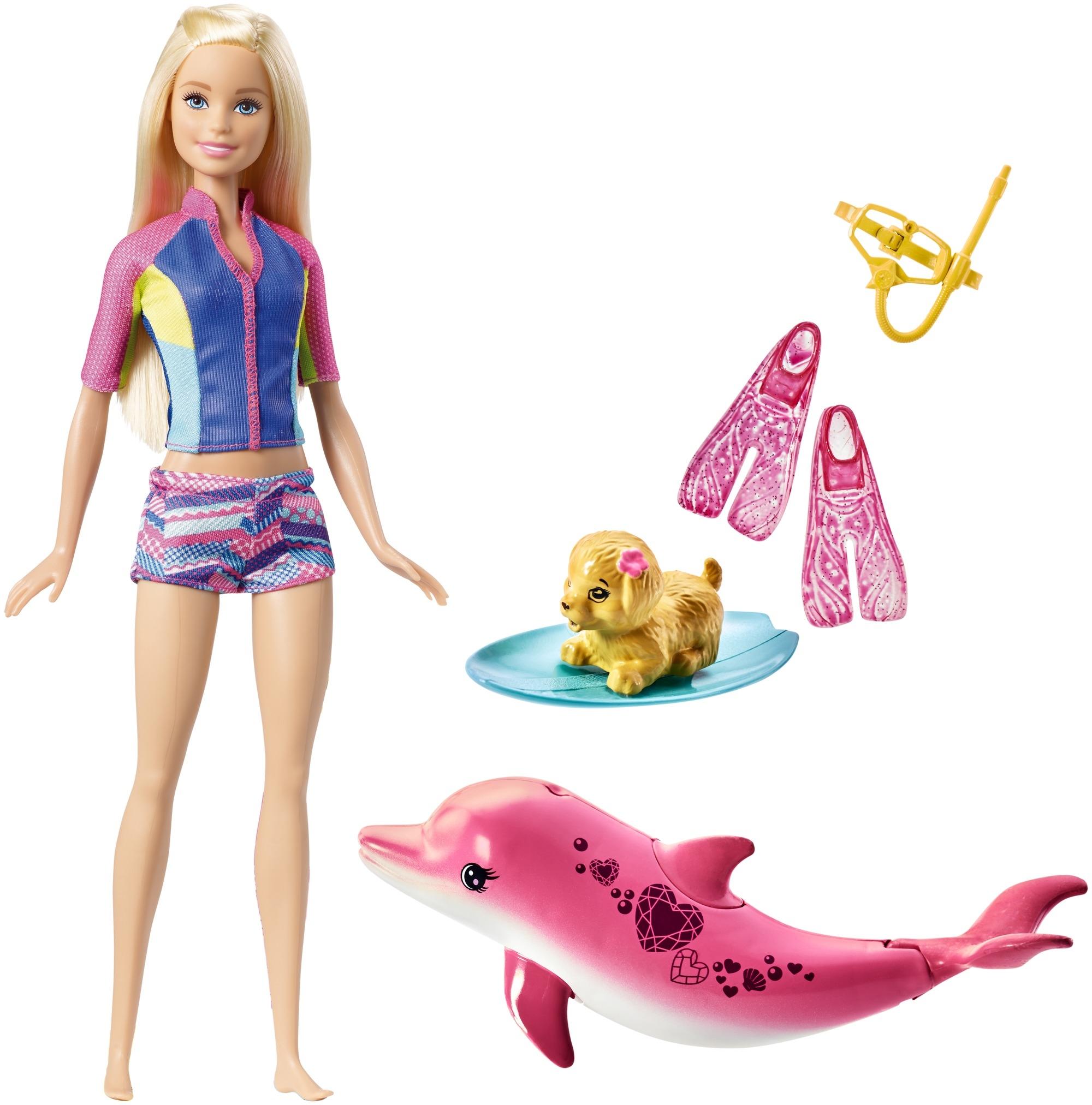 Barbie Barbie Кукла Barbie «Морские приключения» кукла морские приключения barbie fbd73