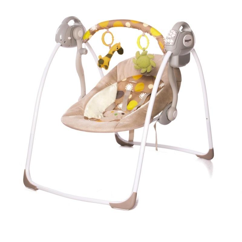Качели и шезлонги для малышей Baby Care Riva
