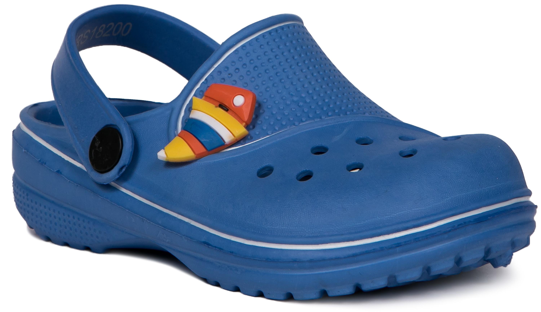 Сланцы (пляжная обувь) Barkito KRS18200 пантолеты типа сабо для кратковременной носки для мальчика barkito синие