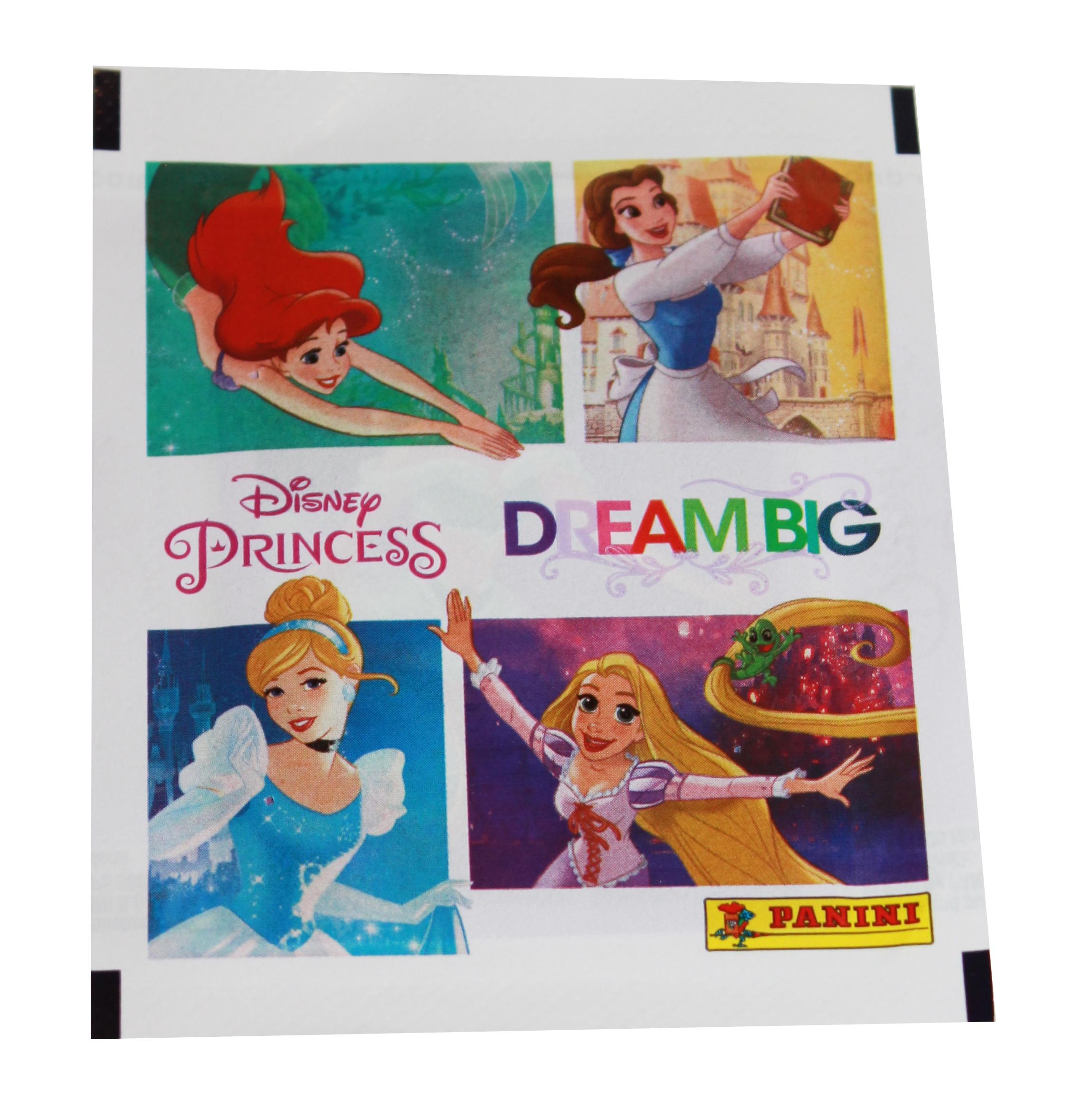 Наклейки Panini Disney Принцессы. Следуй за мечтой детские наклейки disney набор наклеек 21132