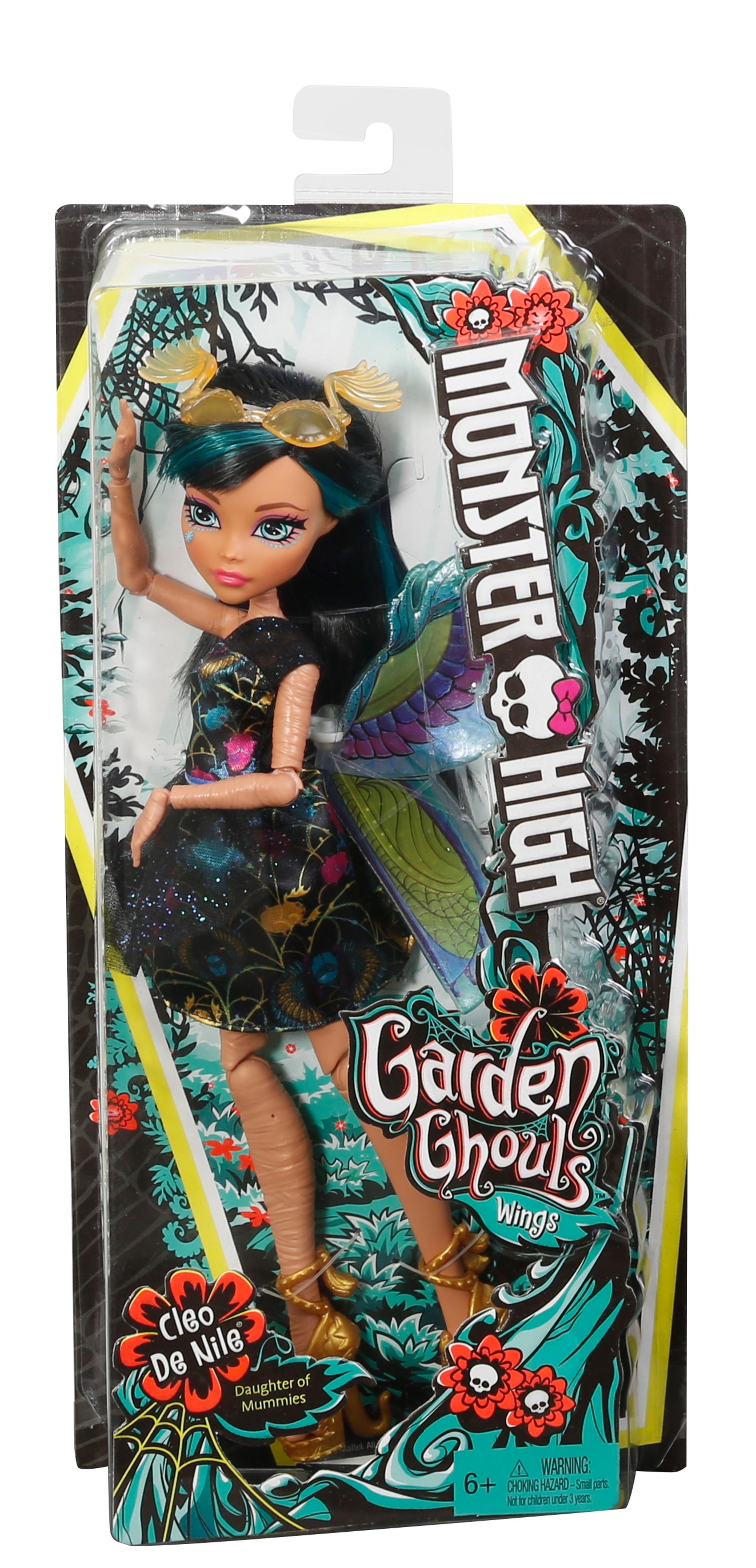 Кукла Mattel Цветочные монстряшки цена