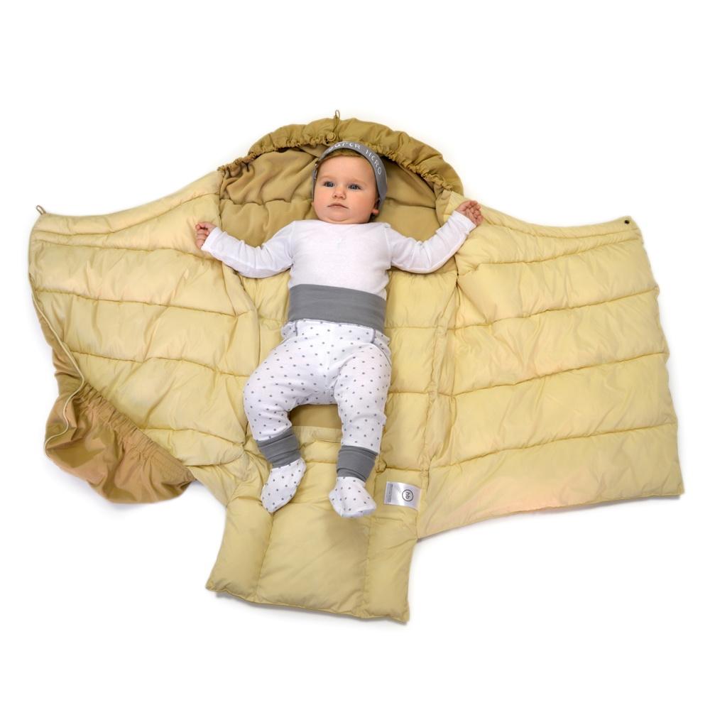 Аксессуары для колясок Happy baby Muffy конверт детский happy baby happy baby конверт на выписку зимний muffy с синтепухом графит