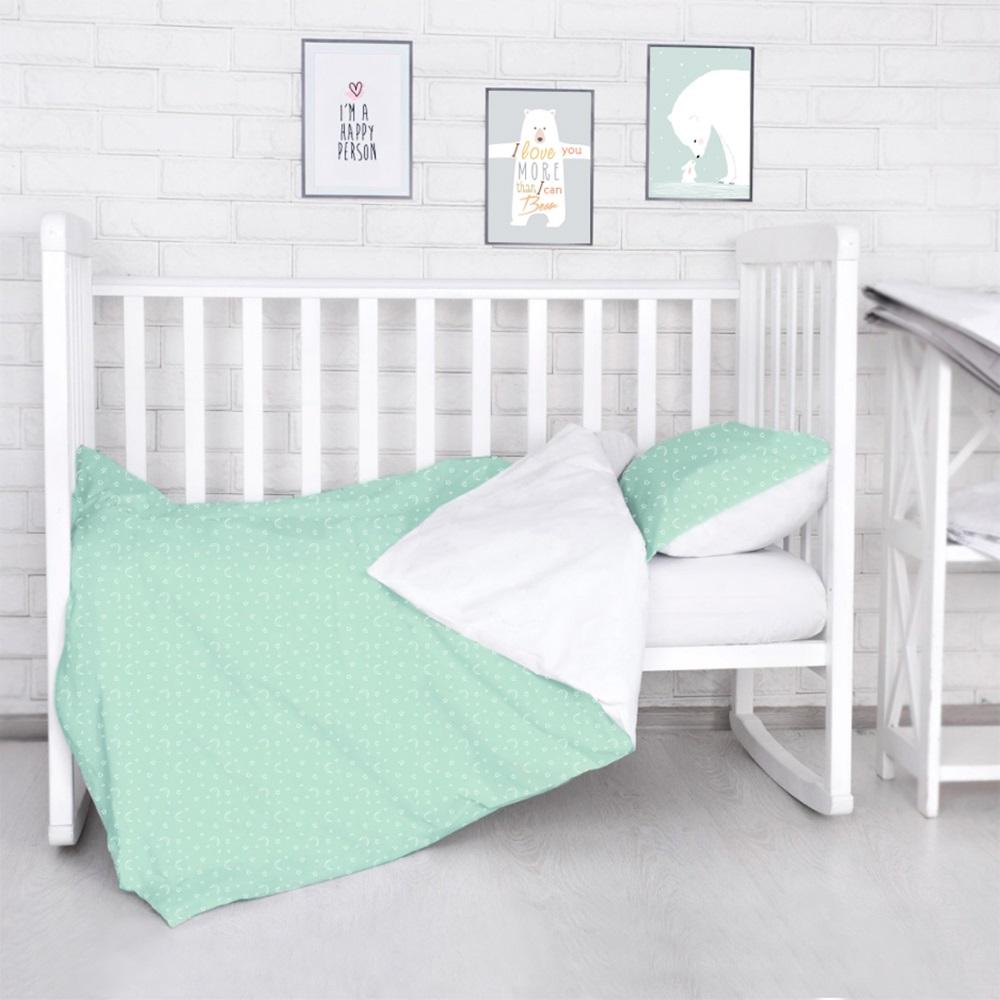 цена Комплект постельного белья Споки Ноки Луна онлайн в 2017 году