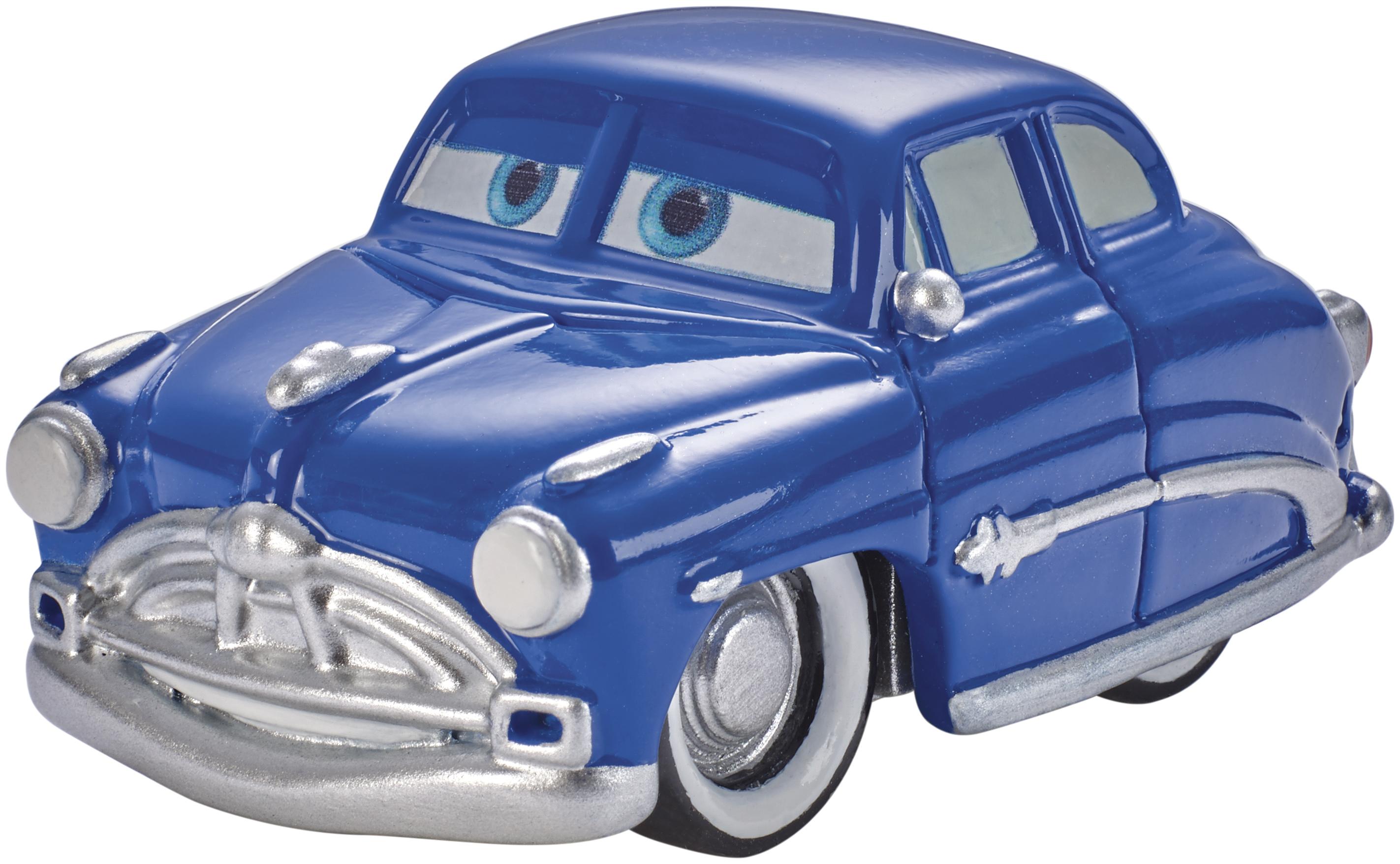 Машинки и мотоциклы Cars Мини-машинка Cars, в ассортименте машинки mattel ассортимент машинок перевёртышей cars
