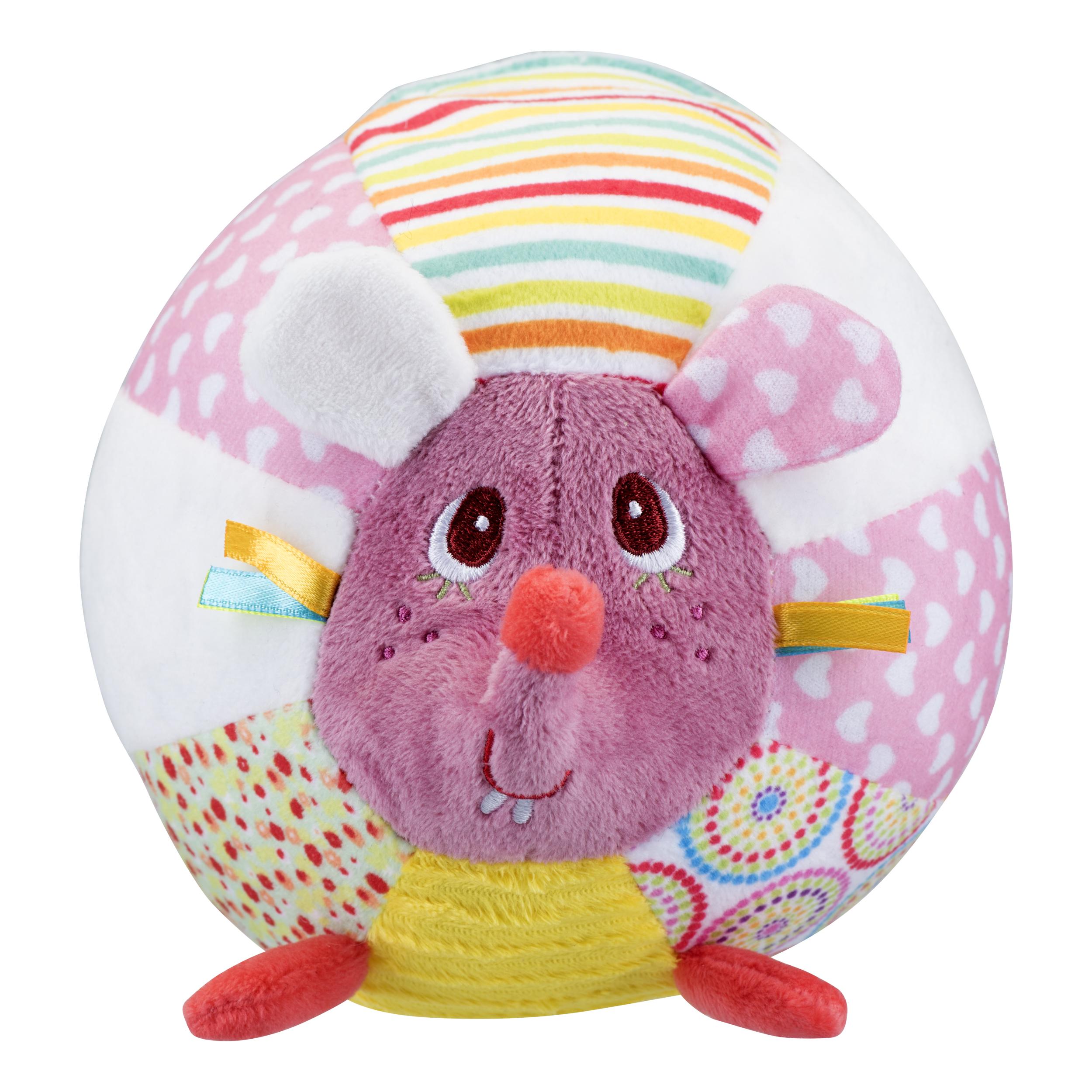Музыкальные игрушки Мир детства Развивающая игрушка Мир детства «Мышка Круглишка» музыкальная цены онлайн