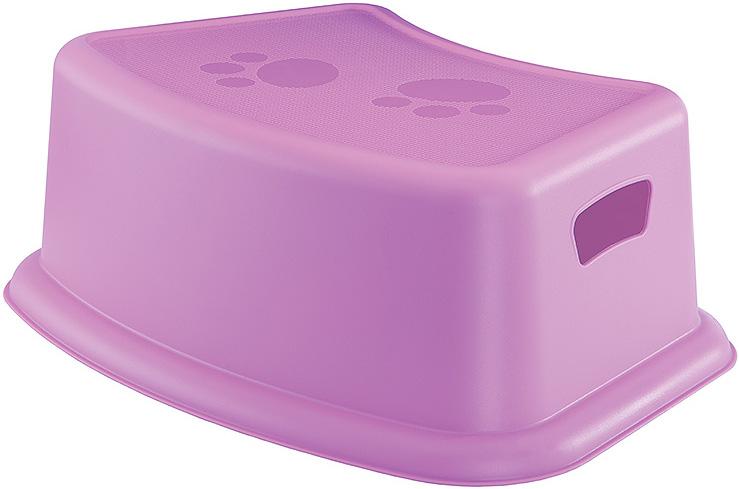Горки и сиденья Пластишка Подставка для ног Пластишка в ассортименте горки и сидения для ванн babyhit подставка в ванночку