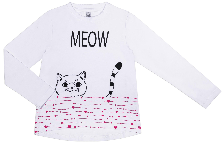 Футболки Barkito Мартовские коты S18G3042J футболка с длинным рукавом для девочки barkito мартовские коты белая