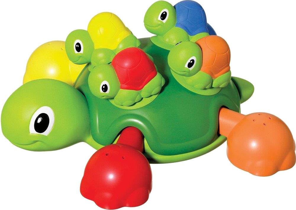 Детские игрушки для ванной Tomy Весёлые черепашки
