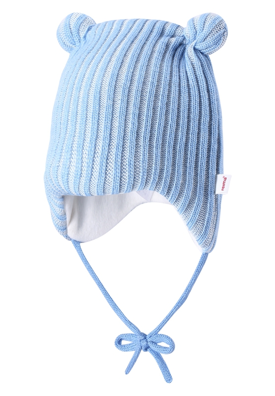 Шапка Reima Baby Beanie, Hesper light blue шапка reima baby beanie heka navy