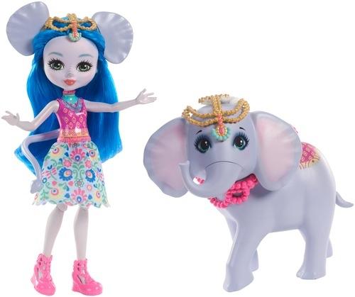 Enchantimals Enchantimals Кукла Enchantimals с большими зверюшками, в ассортименте
