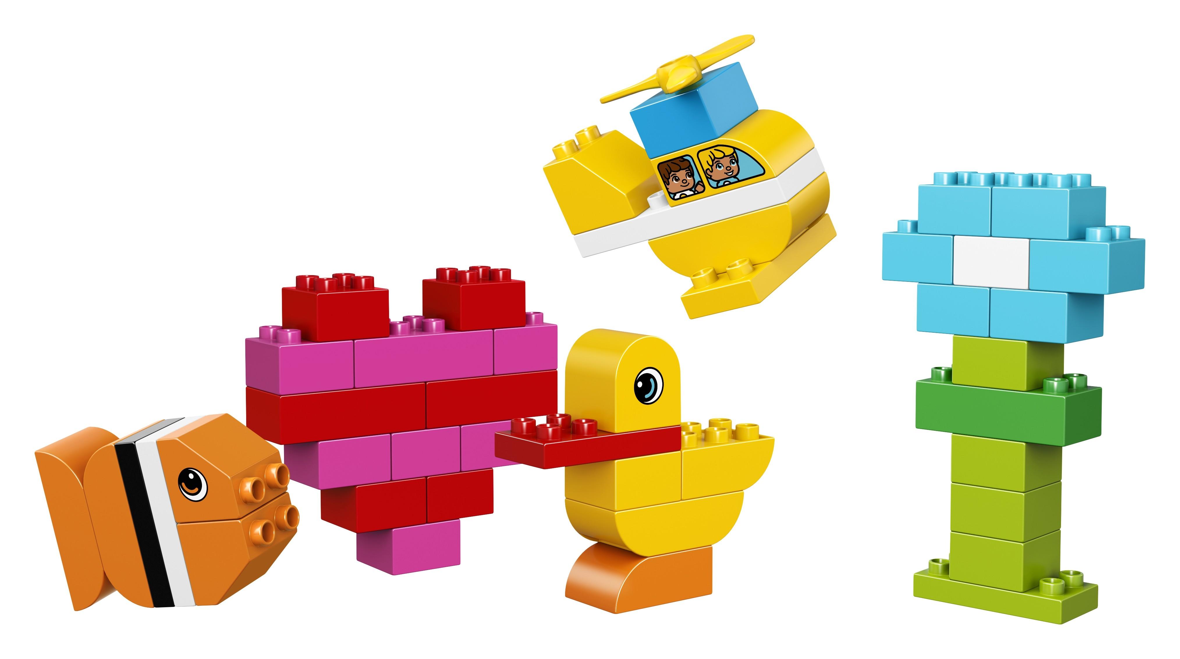 LEGO DUPLO LEGO Duplo My First 10848 Мои первые кубики