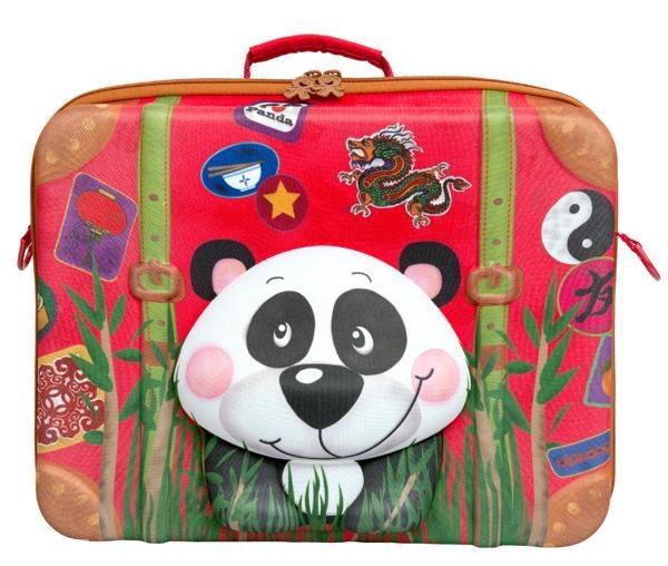 Сумки и рюкзаки Wild Pack Чемодан чемоданы okiedog wild pack чемодан тигренок