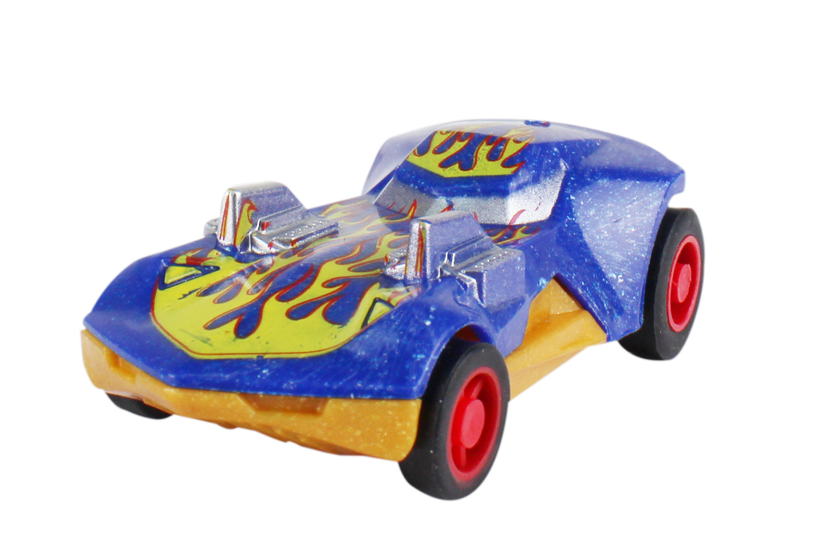 Машинка 1toy Top Gear-Firestorm Т10333 машинки и мотоциклы 1toy top gear road runner т10327
