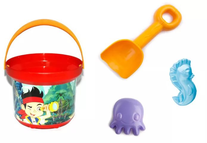 Игрушки для песка РосИгрушка Остров сокровищ