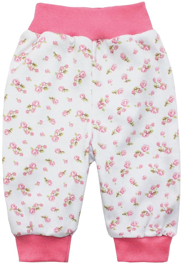 Первые вещи новорожденного КотМарКот Штанишки для девочки Розочки КотМарКот брюки джинсы и штанишки artie штанишки для девочки аbr 086d