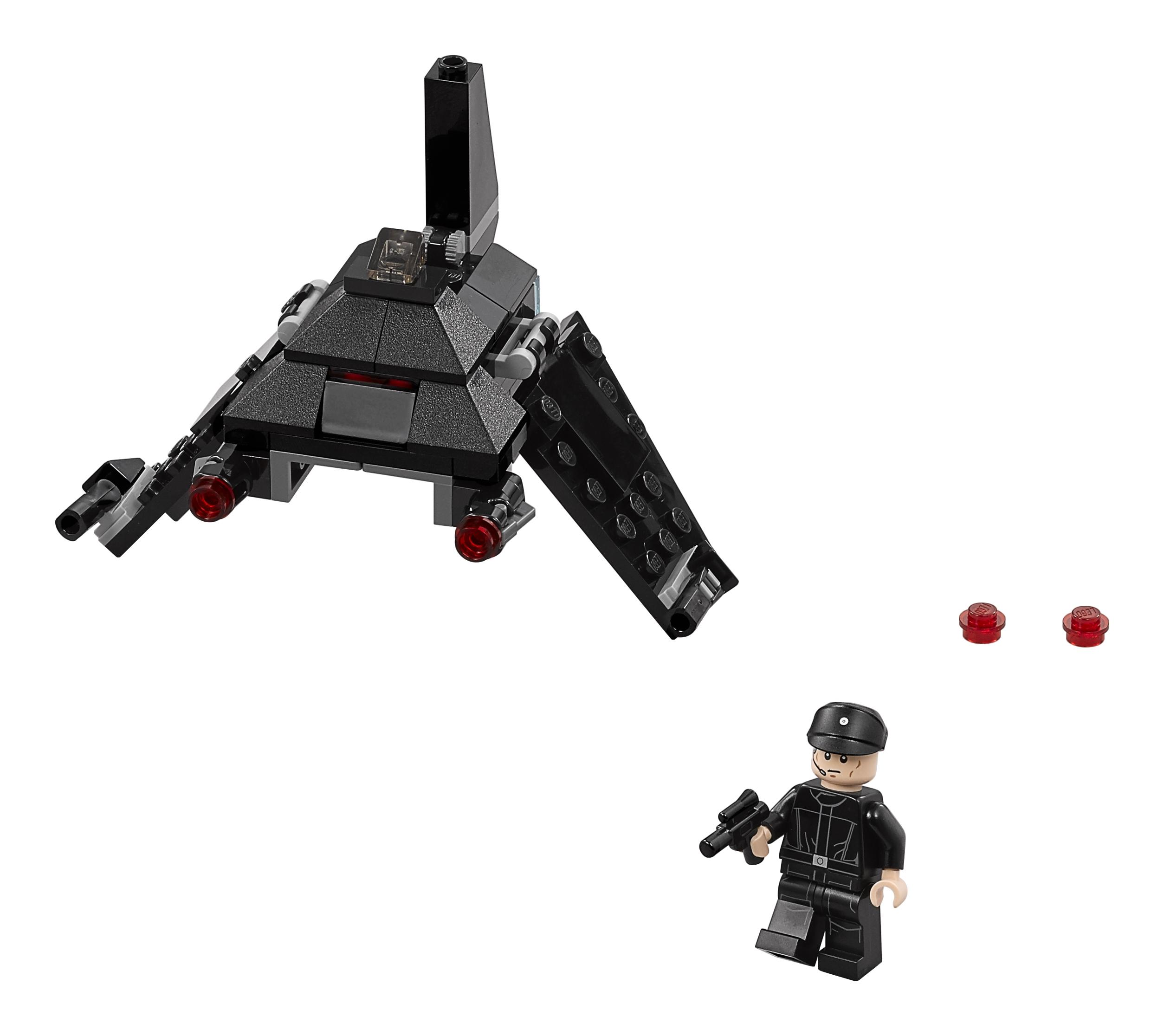 Конструктор LEGO Star Wars 75163 Микроистребитель Имперский шаттл Кренника