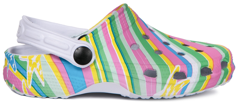 Сланцы (пляжная обувь) Barkito KRS18204 пантолеты типа сабо для кратковременной носки для мальчика barkito синие