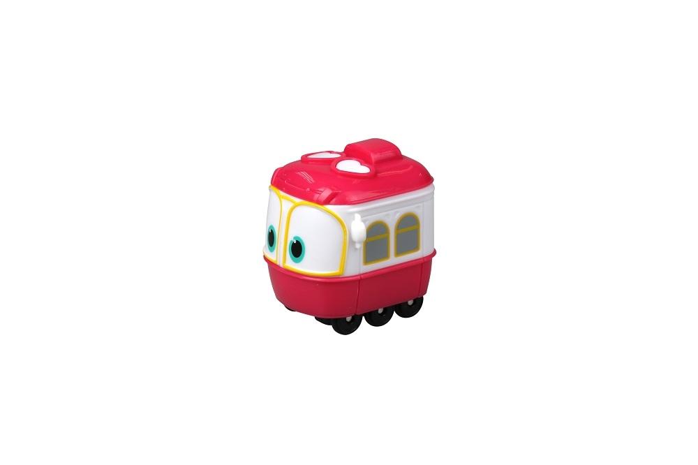 Фигурки героев мультфильмов Robot Trains Сэлли 80158 железные дороги robot trains паровозик кей