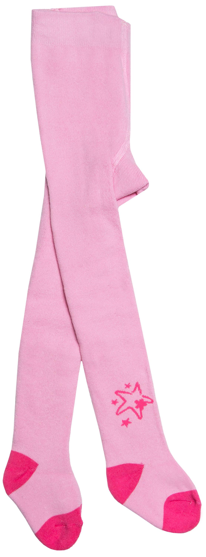 Колготки Barkito Колготки махровые для девочки Barkito, розовые katamino колготки махровые
