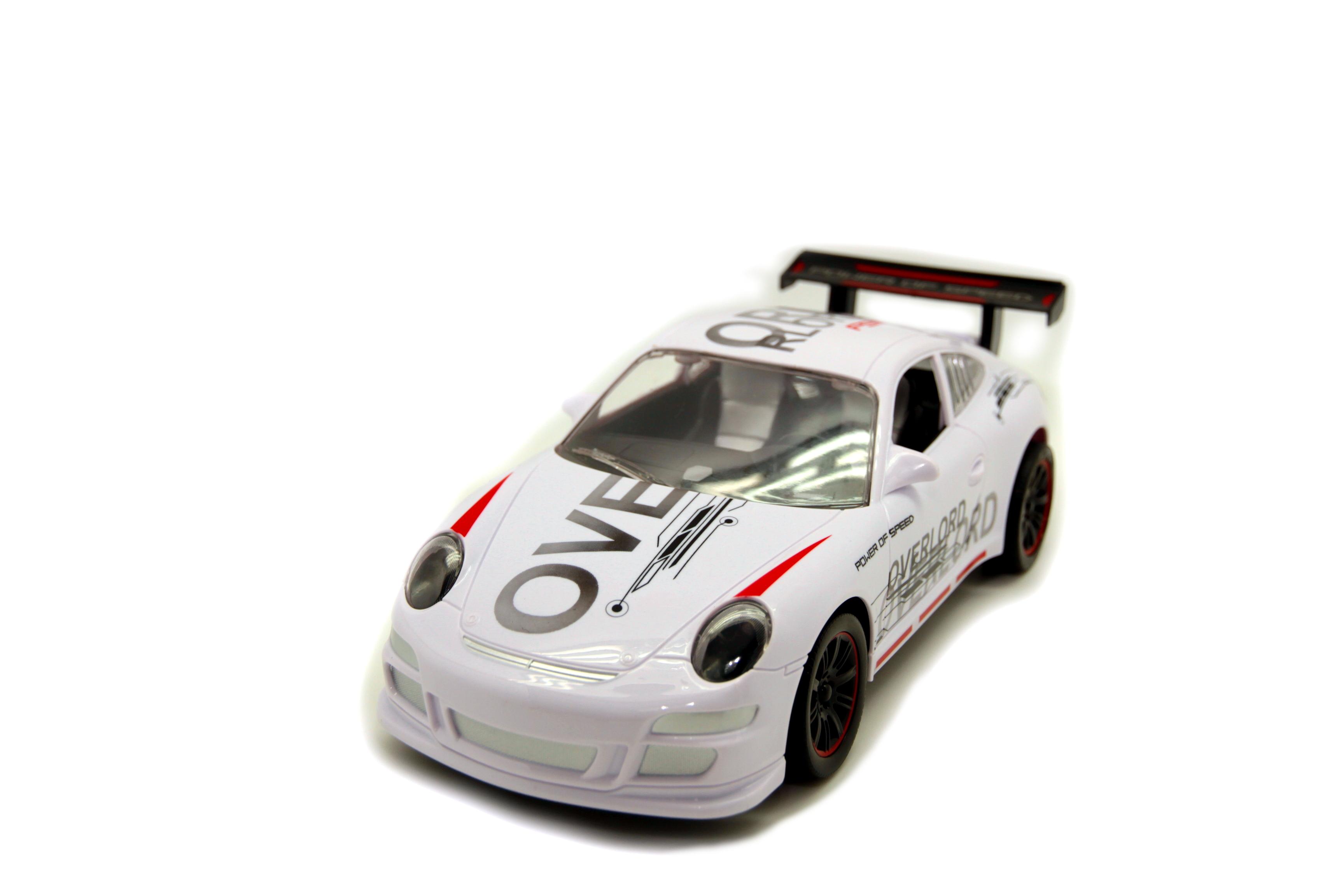Машинки и мотоциклы BALBI Машина Balbi RCS-1601 WP 1:16 белая original hobbywing quicrun wp 16bl30 sensorless brushless 30a esc motor kv4500 program card for 1 16 1 18 car