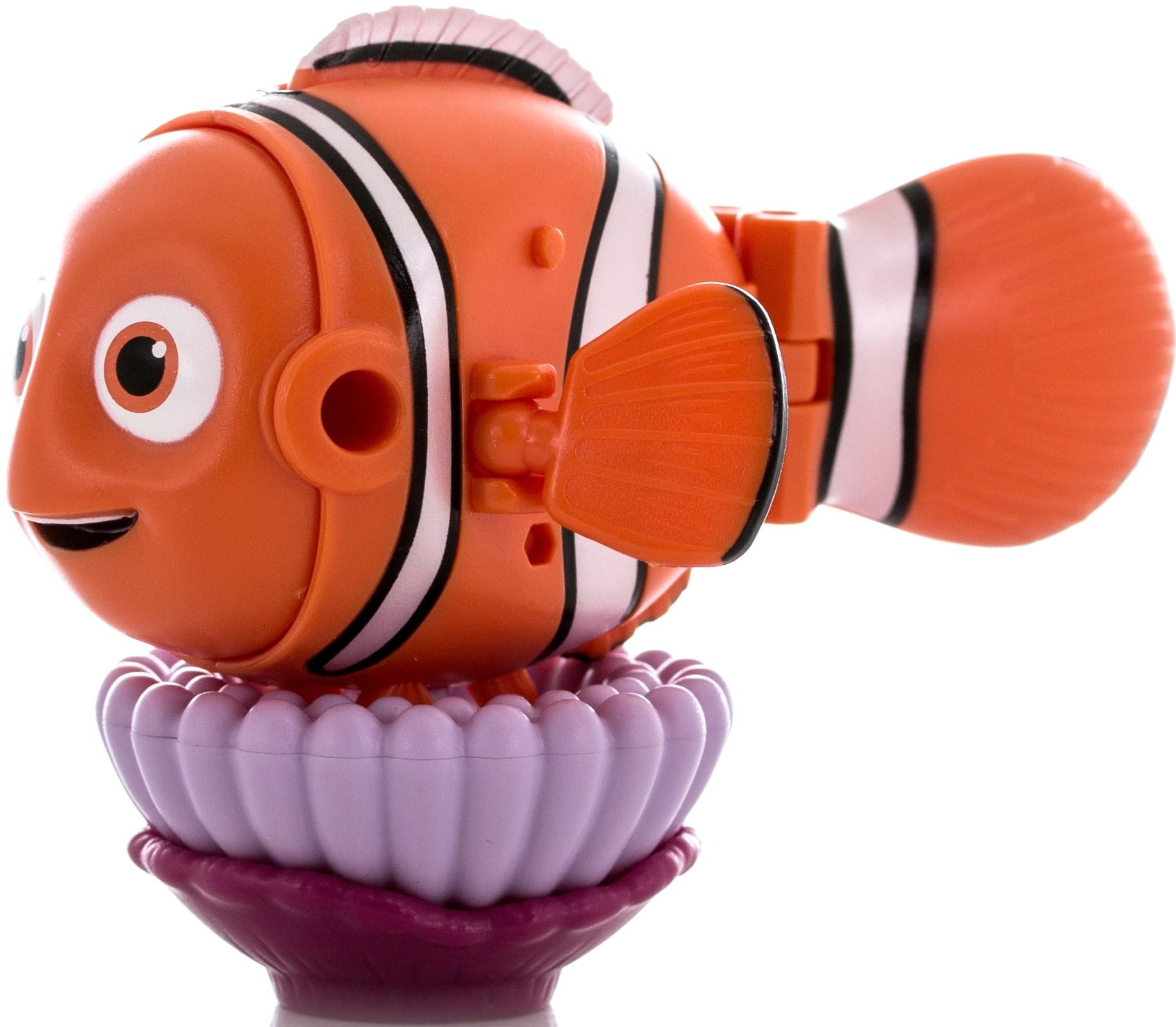 Фигурки героев мультфильмов Finding Dory Немо Finding Dory finding dory 36530 в поисках дори плюшевый подводный обитатель с озвучиванием в ассортименте