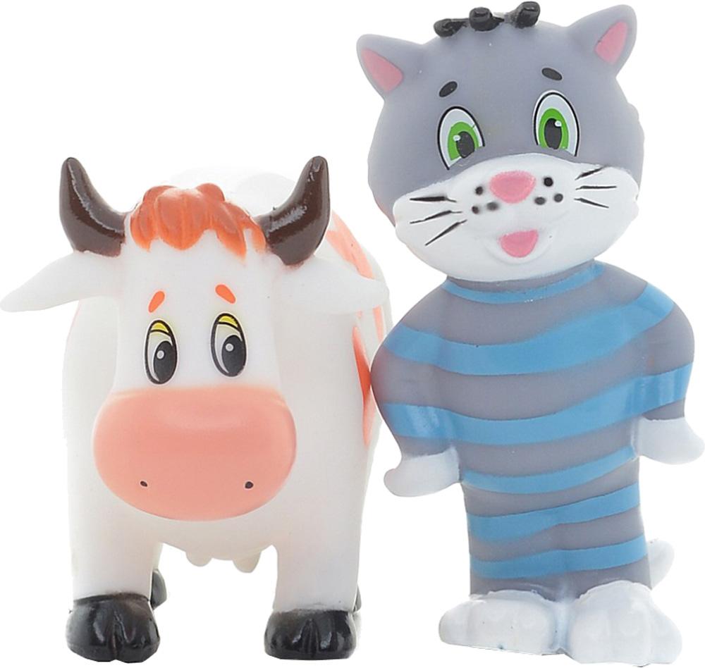 Детские игрушки для ванной Играем вместе Простоквашино