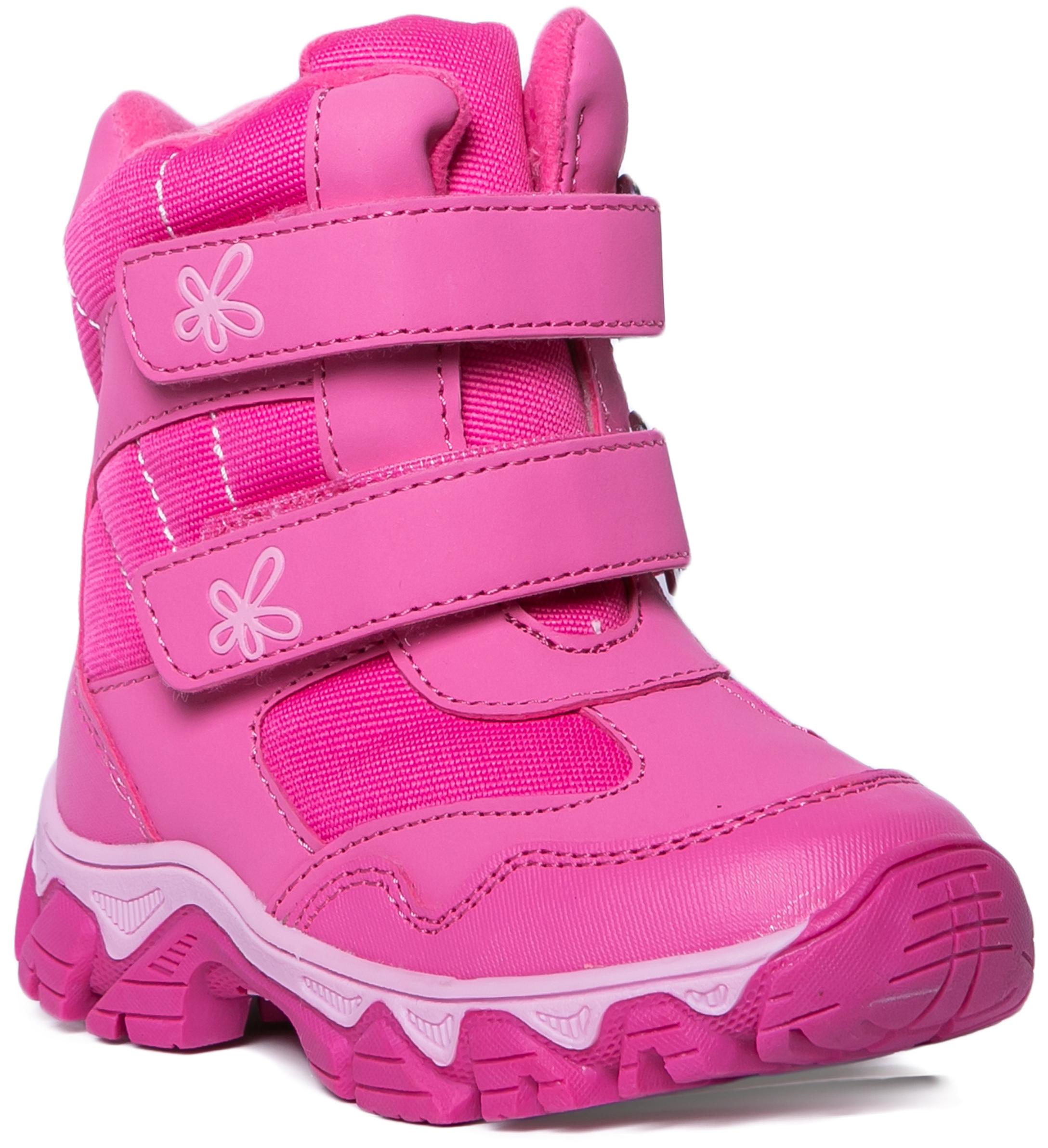 Ботинки и полуботинки Barkito Ботинки для девочки Barkito, розовый цены онлайн