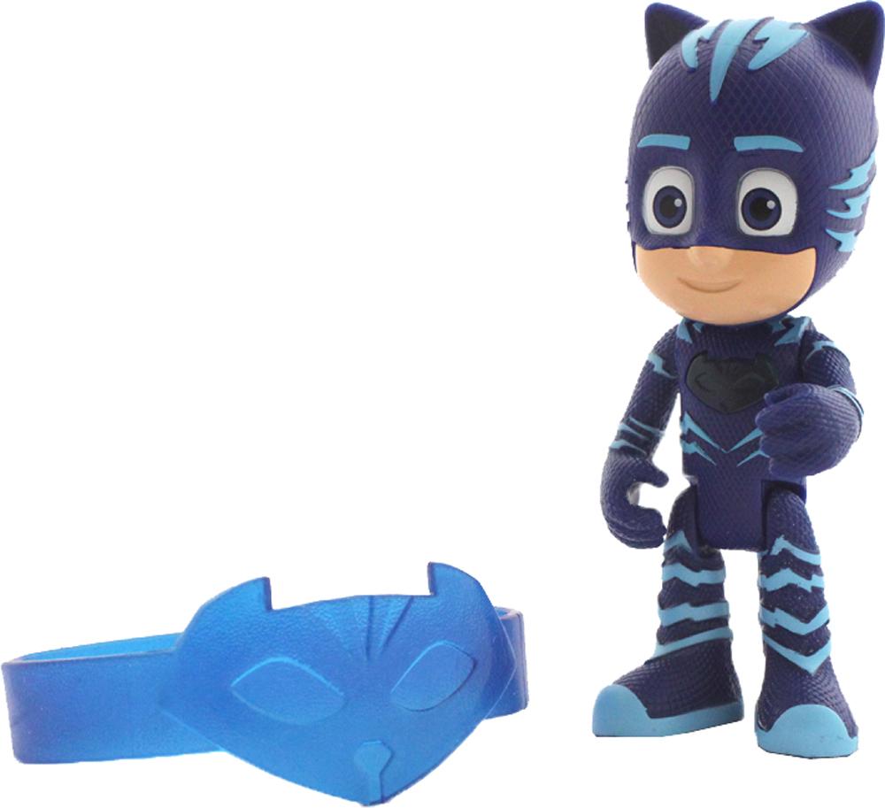 Фигурки героев мультфильмов PJ Masks Кэтбой» фигурка с браслетом
