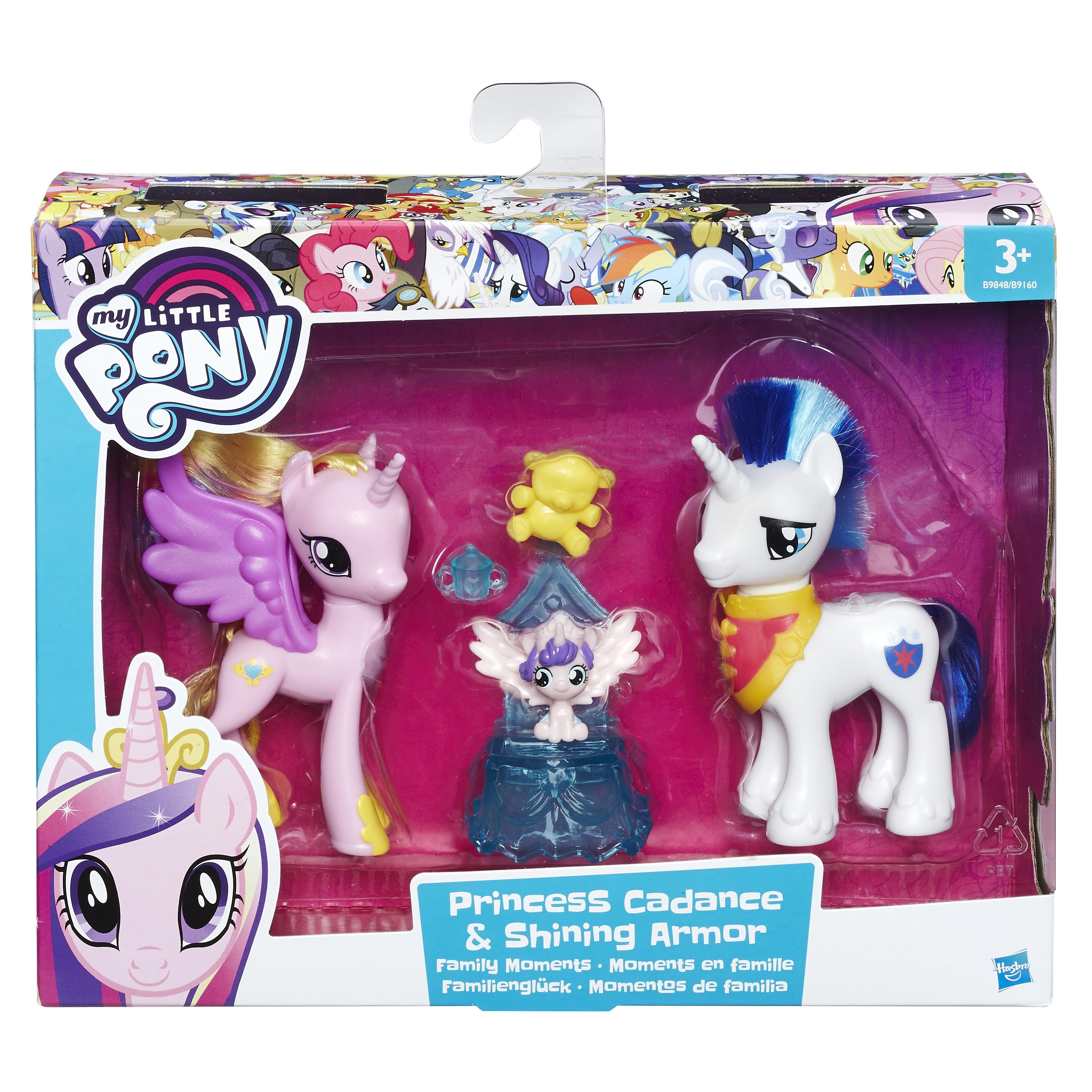 Игровой набор Hasbro Пони-модницы парочки