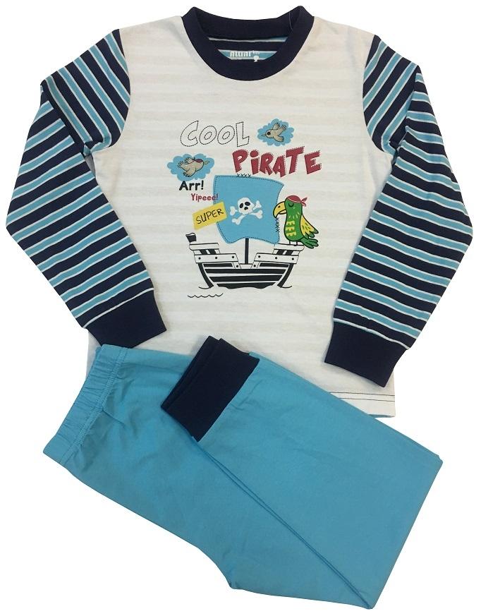 Пижама для мальчика Allini 31673 пижама с шортами с рисунком