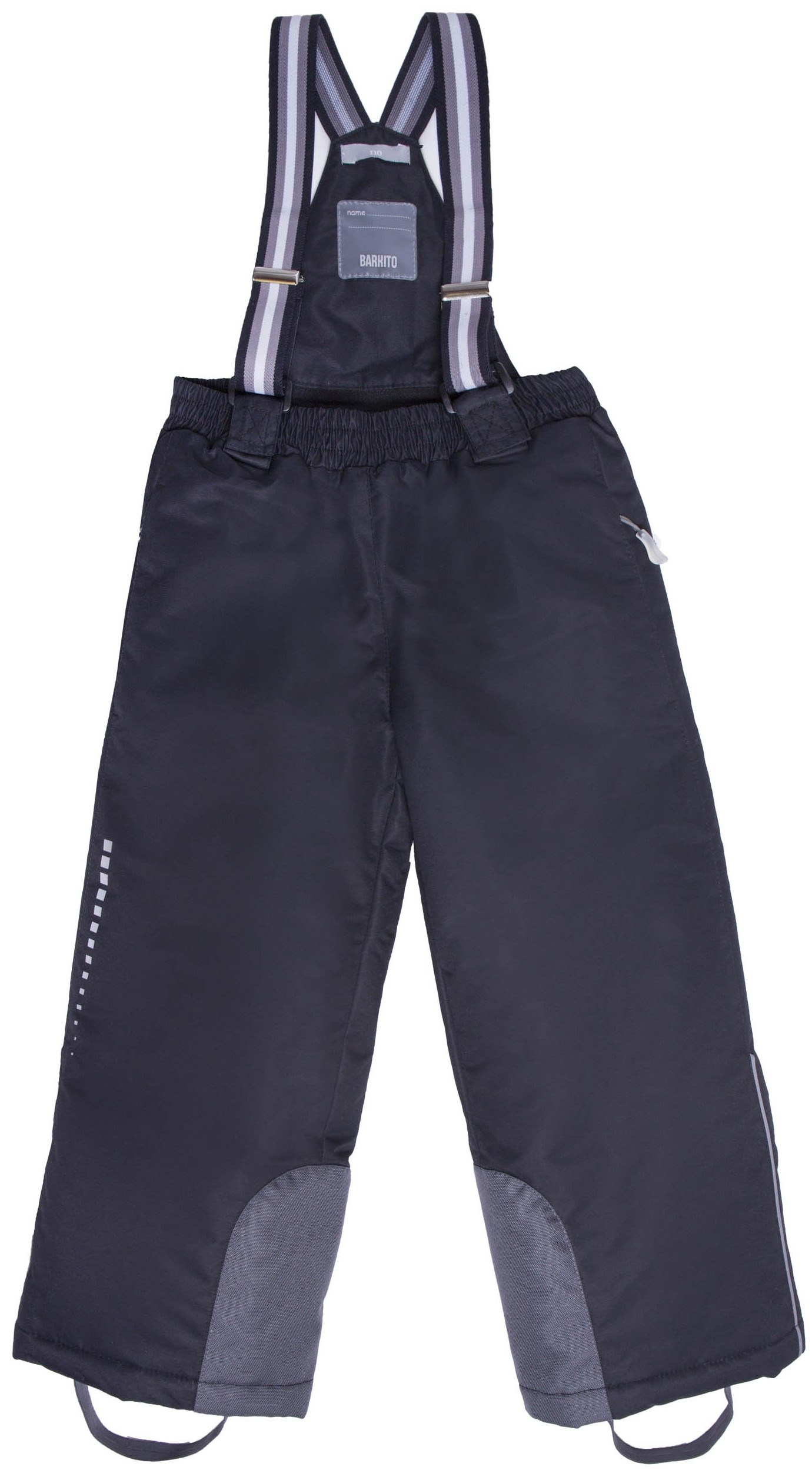 Полукомбинезон для мальчика Barkito W16B4011B(2) полукомбинезон джинсовый для мальчика barkito деним