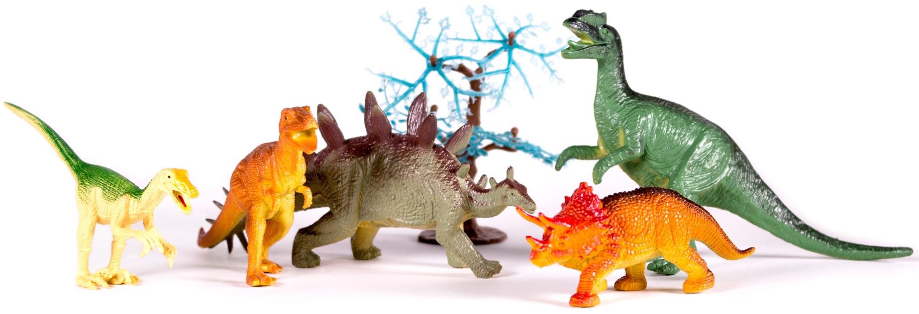 Фигурки HGL Динозавры игровой набор динозавры