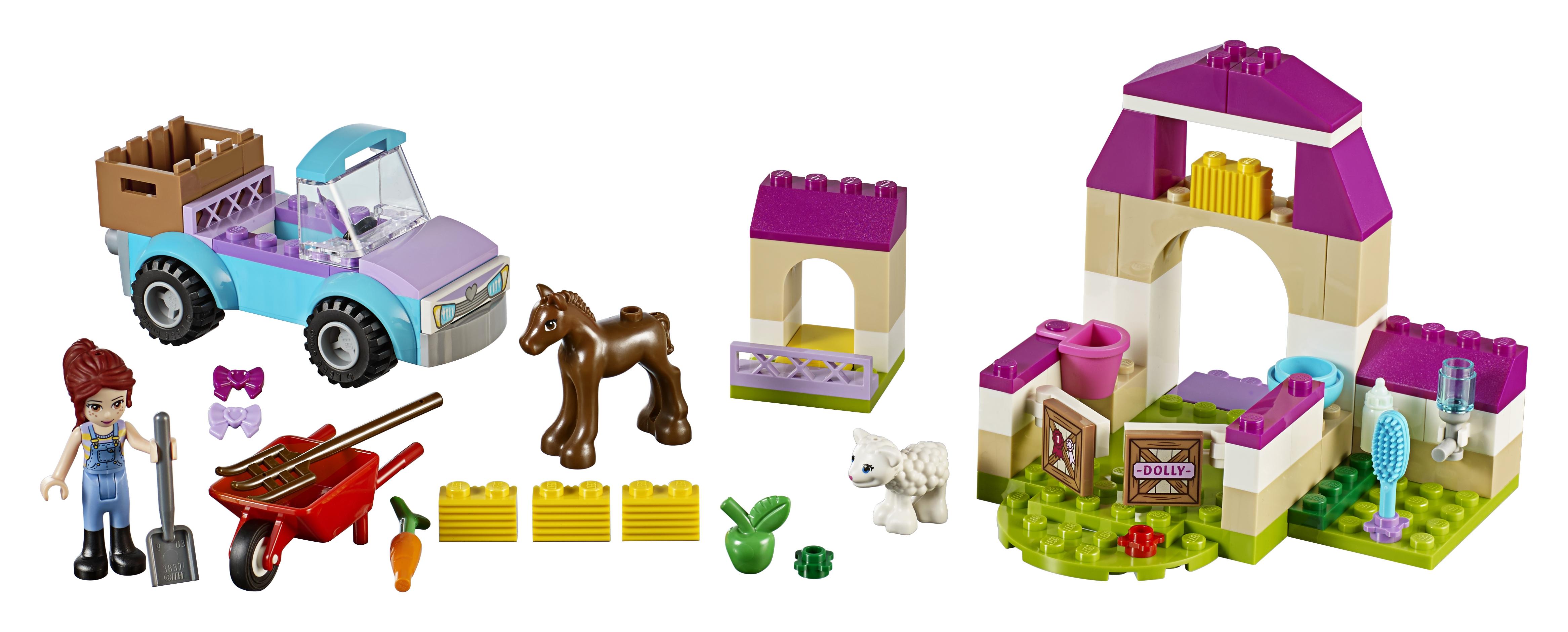 LEGO LEGO Juniors 10746 Чемоданчик «Ферма Мии» lego juniors 10733 лего джуниорс тачки свалка мэтра
