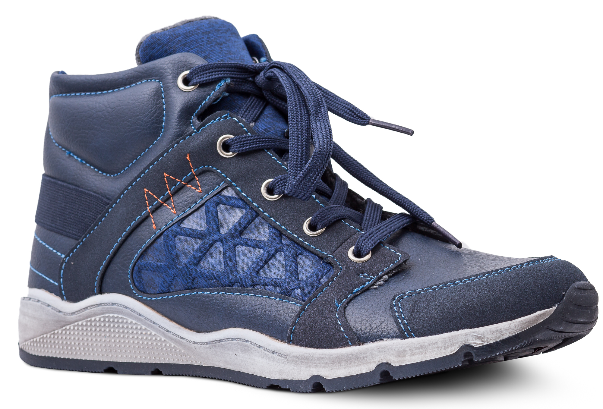 Ботинки для мальчика Barkito 441139 ботинки для мальчика barkito krw18202
