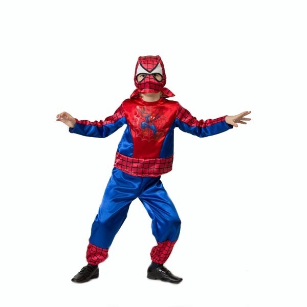 Костюмы и маски Батик Человек-Паук паук mp3