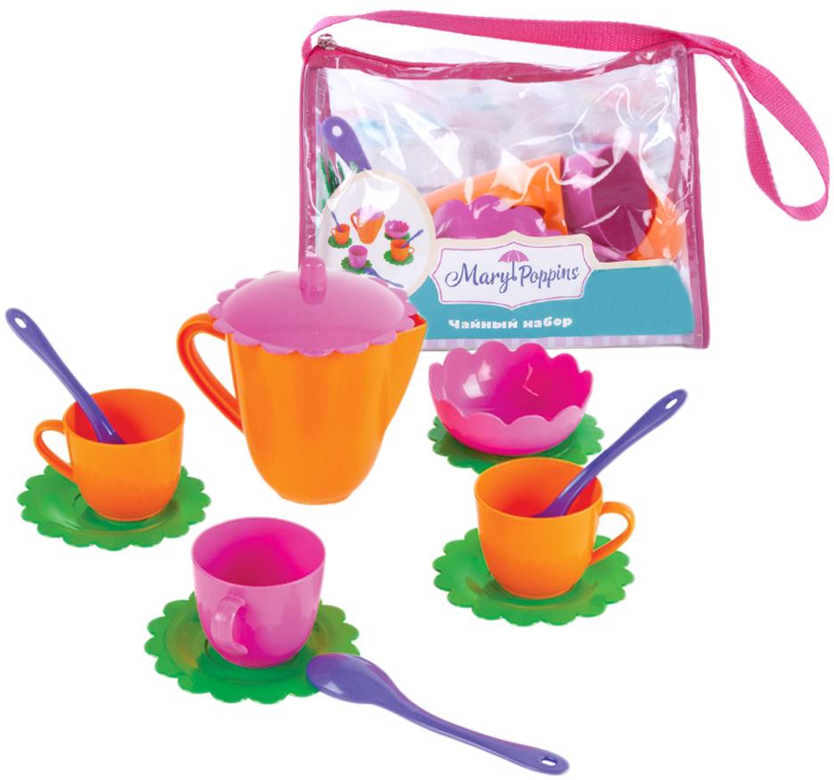 Набор чайный Наша игрушка Цветок 13 цена
