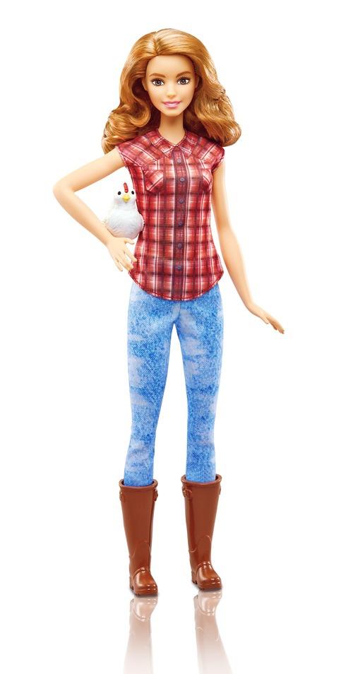 Barbie Barbie Кем быть?