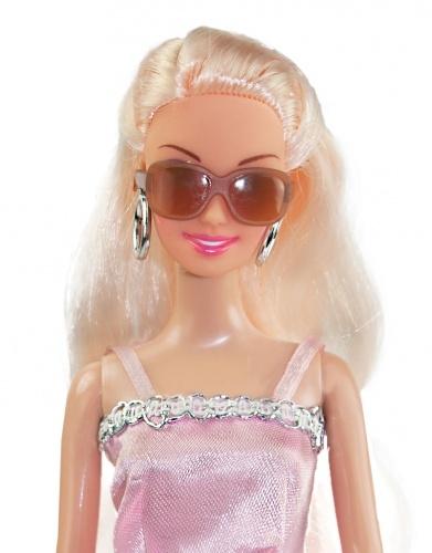Кукла ToysLab Ася-путешественница набор кукла ася джинсовая коллекция 28 см дизайн 1 toyslab ася